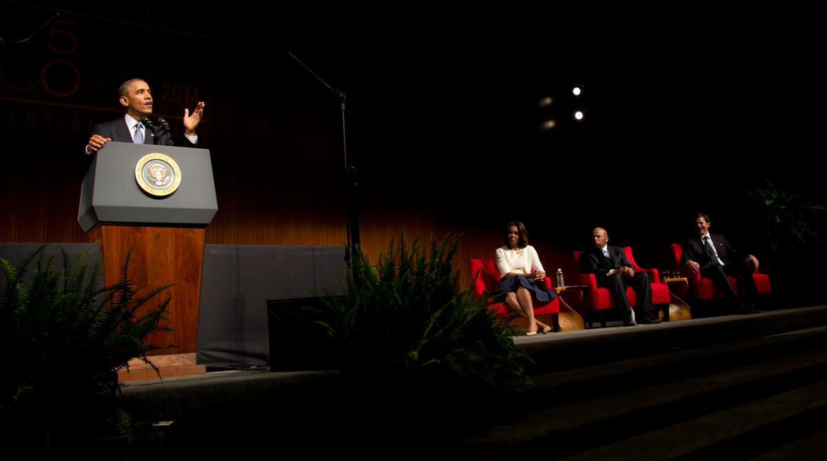 Civil Rights Symposium   Barack Obama Presidential Library